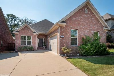 Little Rock Single Family Home New Listing: 6 Forest Valley Lane