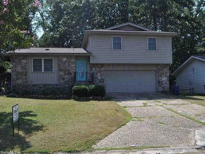 Maumelle Single Family Home New Listing: 11 Prince Drive