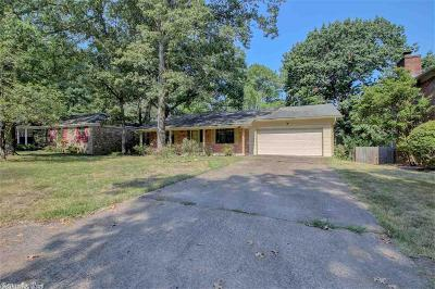 Little Rock Single Family Home New Listing: 29 Warwick