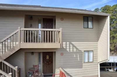 Hot Springs Condo/Townhouse New Listing: 200 Pretti Point #F4