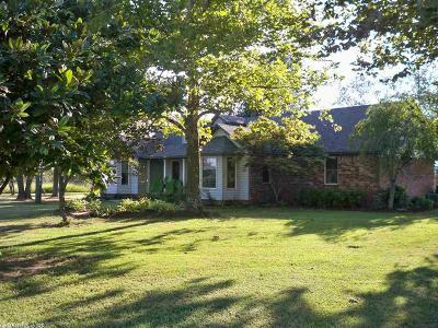 White County Single Family Home New Listing: 111 Luebker