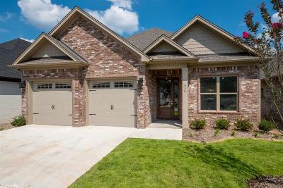 Little Rock Single Family Home New Listing: 838 Wildcreek Circle