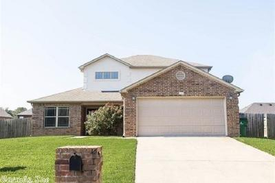Cabot AR Single Family Home New Listing: $189,900