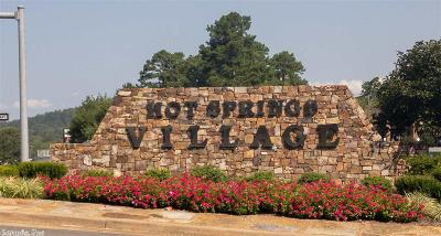 Hot Springs Village AR Residential Lots & Land New Listing: $3,500
