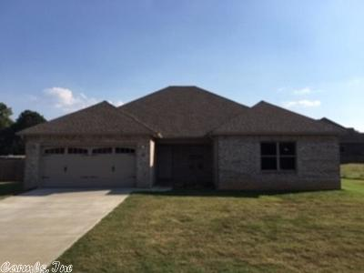 White County Single Family Home New Listing: 43 Southwind Blvd
