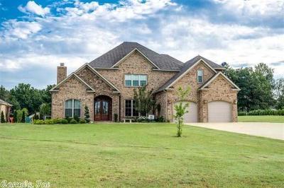 Jonesboro Single Family Home New Listing: 126 County Road 7942