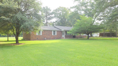 Single Family Home Sold: 832 Marais Saline Road