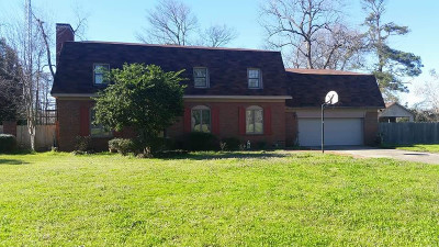 Wilmot AR Single Family Home For Sale: $149,000