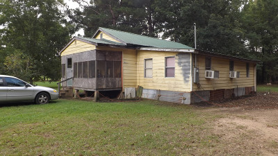 Crossett AR Single Family Home For Sale: $35,000