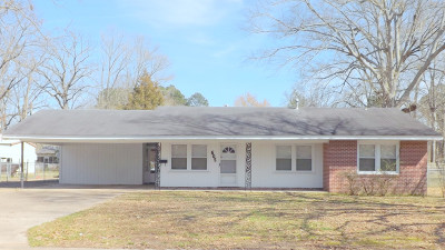 Crossett AR Single Family Home Sale Pending: $59,900