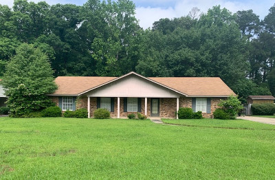 Crossett AR Single Family Home For Sale: $139,900