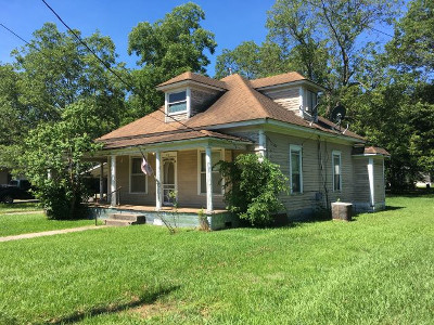 Stuttgart Single Family Home For Sale: 712 S Anna St