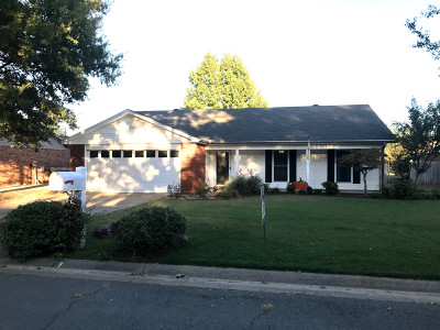 Single Family Home Sale Pending: 1709 South Oak
