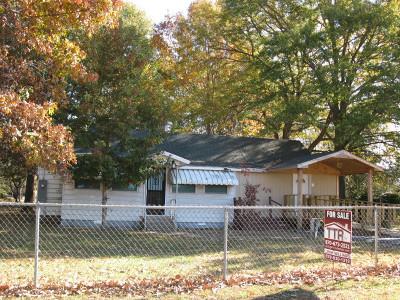 Stuttgart Single Family Home For Sale: 501 Calhoun St, Des Arc
