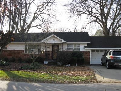 Stuttgart Single Family Home For Sale: 912 E 8th St