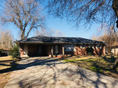 Stuttgart AR Single Family Home For Sale: $165,000