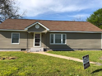 Roe Single Family Home For Sale: 372 Main, Roe