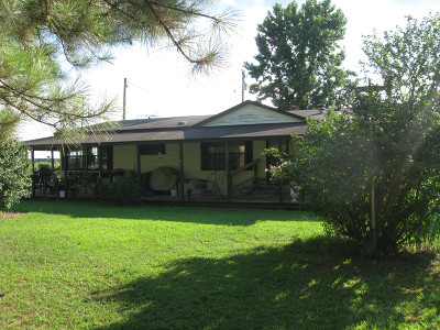 Humphrey Single Family Home For Sale: 1285 Alcorn Gill Road