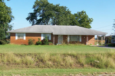Holly Grove AR Single Family Home For Sale: $70,000