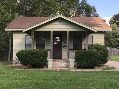 Stuttgart Single Family Home For Sale: 1405 S Rose St