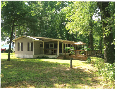 Holly Grove AR Single Family Home For Sale: $72,500