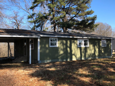 Humphrey Single Family Home For Sale: 118 S W L Rd