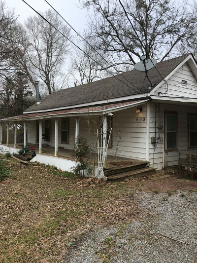 St Charles AR Single Family Home For Sale: $45,000