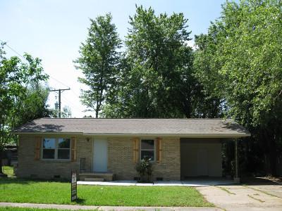 Stuttgart Single Family Home For Sale: 306 E 19th Street