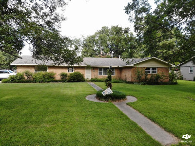 Stuttgart Single Family Home For Sale: 1601 Strait Place