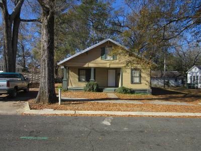 Magnolia Single Family Home For Sale: 717 North Jefferson