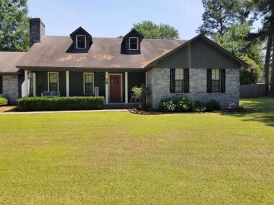 Magnolia Single Family Home For Sale: 74 Chinquepin