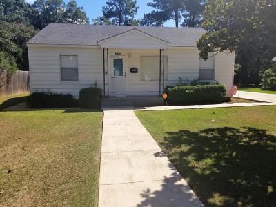 Magnolia Single Family Home For Sale: 1222 Linda