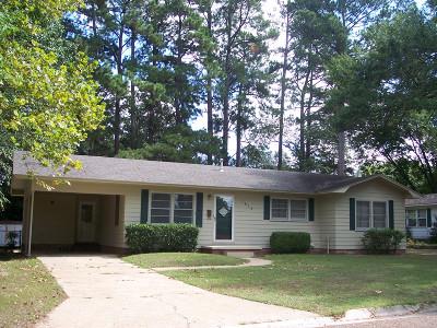 Magnolia Single Family Home For Sale: 1816 Monzingo