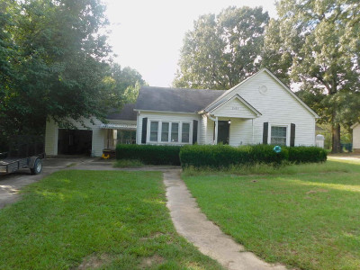 Magnolia Single Family Home For Sale: 2161 HWY 371 S