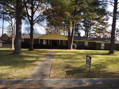 Magnolia Single Family Home For Sale: 1901 Karen Circle