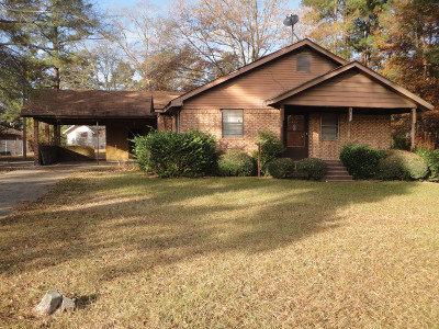 Magnolia Single Family Home For Sale: 783 Columbia Rd 11