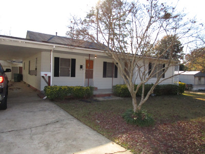 Magnolia Single Family Home For Sale: 415 Bessie