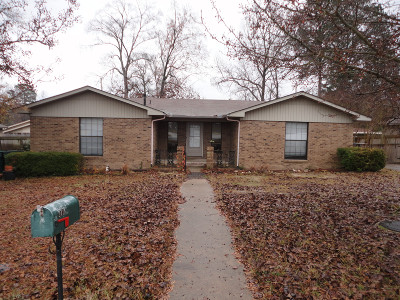 Magnolia Single Family Home For Sale: 2418 Cherokee