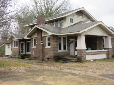 Magnolia Single Family Home For Sale: 313 E Calhoun