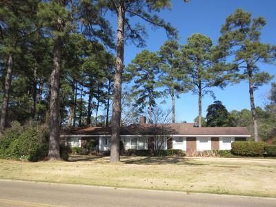 Magnolia Single Family Home For Sale: 1414 E. Greene
