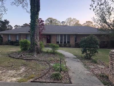 Single Family Home For Sale: 2601 Briarwood