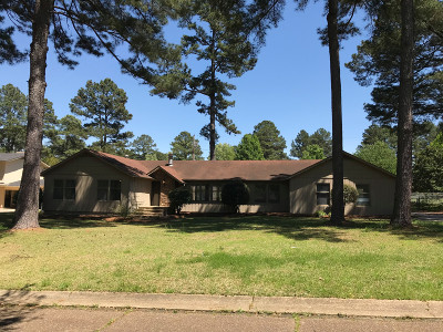 Magnolia Single Family Home For Sale: 2502 Crestview
