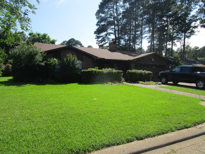 Magnolia Single Family Home For Sale: 1507 Shady Lane