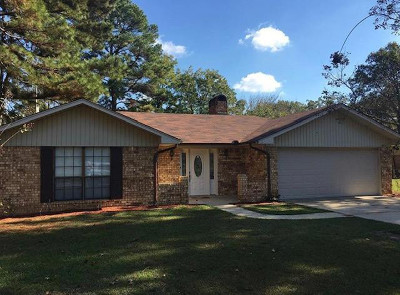 Magnolia Single Family Home For Sale: 1526 Shady Lane