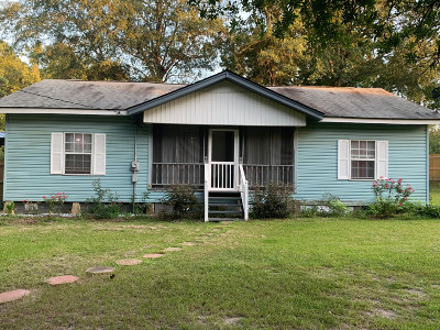 Magnolia Single Family Home For Sale: 2563 Columbia Rd 15