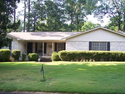 Magnolia Single Family Home For Sale: 1222 Mockingbird