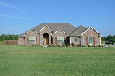 Fort Smith Single Family Home For Sale: 15208 Country Ridge WY