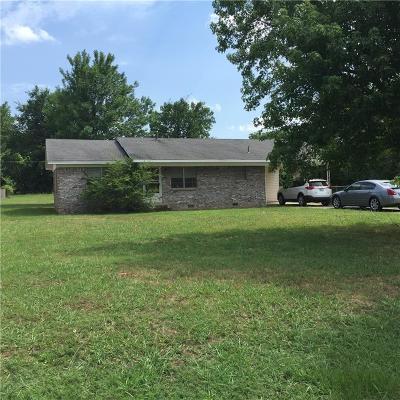 Heavener Single Family Home For Sale: 302 E. Avenue D