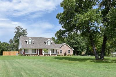 Muldrow Single Family Home For Sale: 109930 S 4749 RD