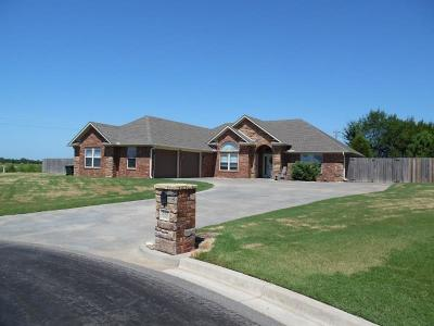 Sallisaw Single Family Home For Sale: 2017 Prairie Fire DR
